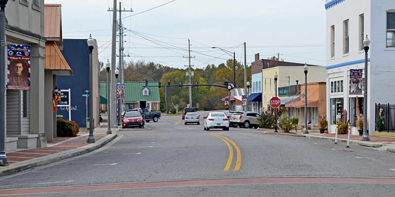 Regional Approach to Downtown Revitalization