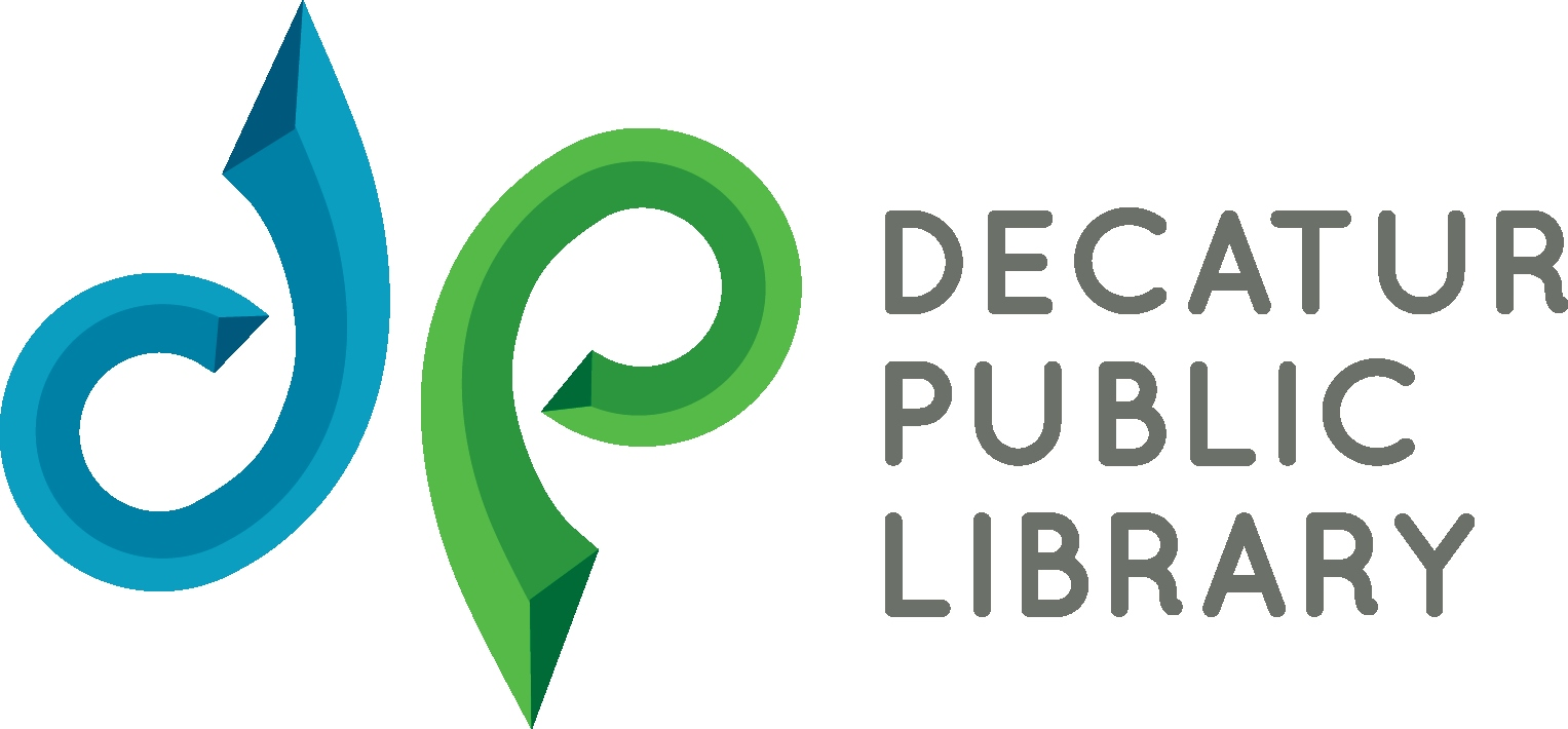 decatur public library logo 2